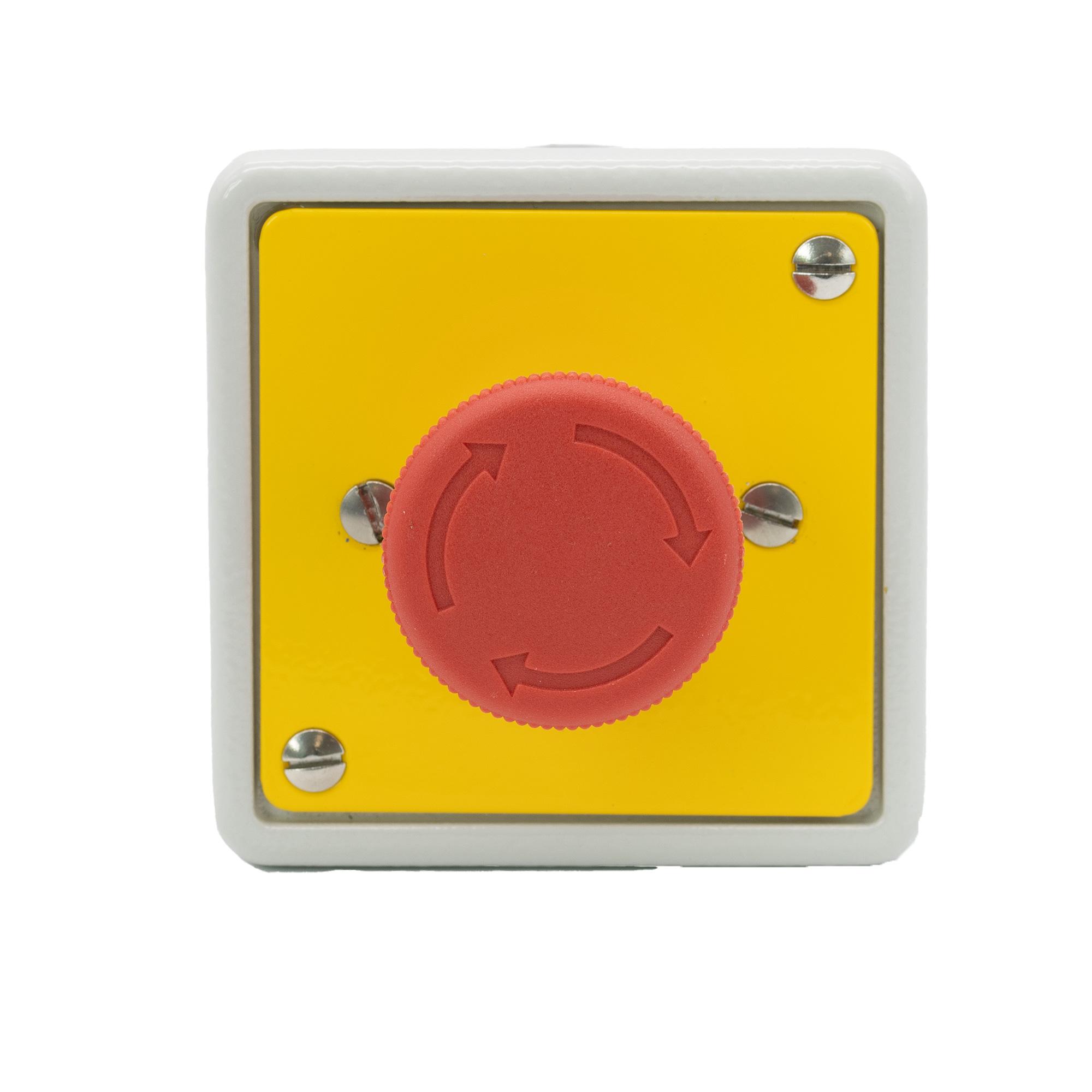 BFT Not-Aus-Schalter unterputz