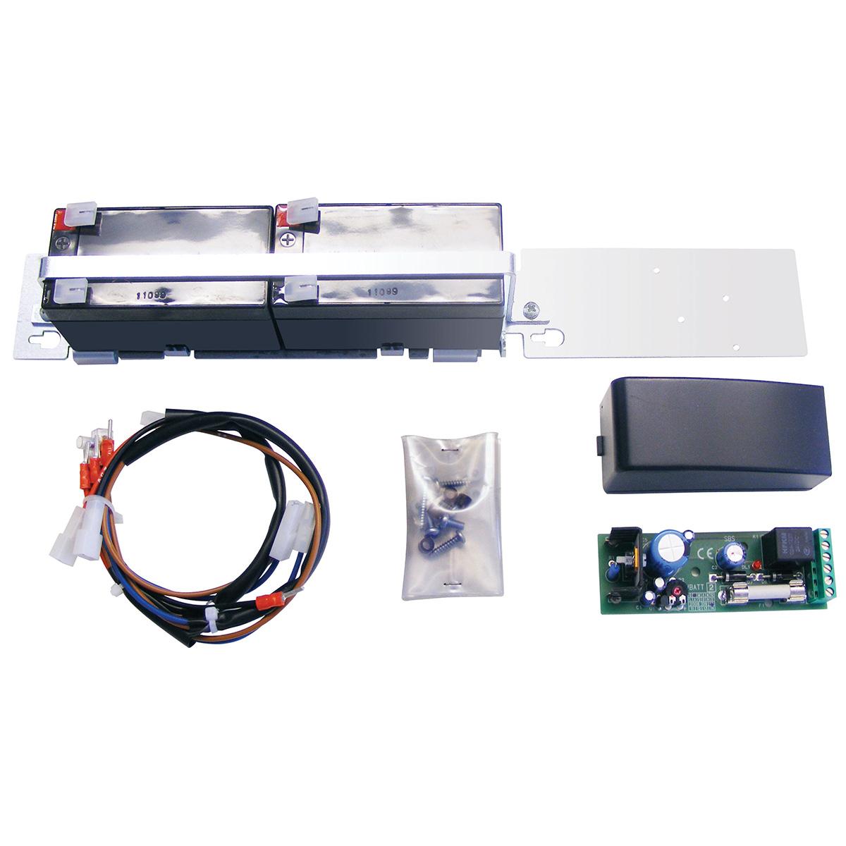 BFT Pufferbatterie-Set BAT KIT GIOTTO M BG