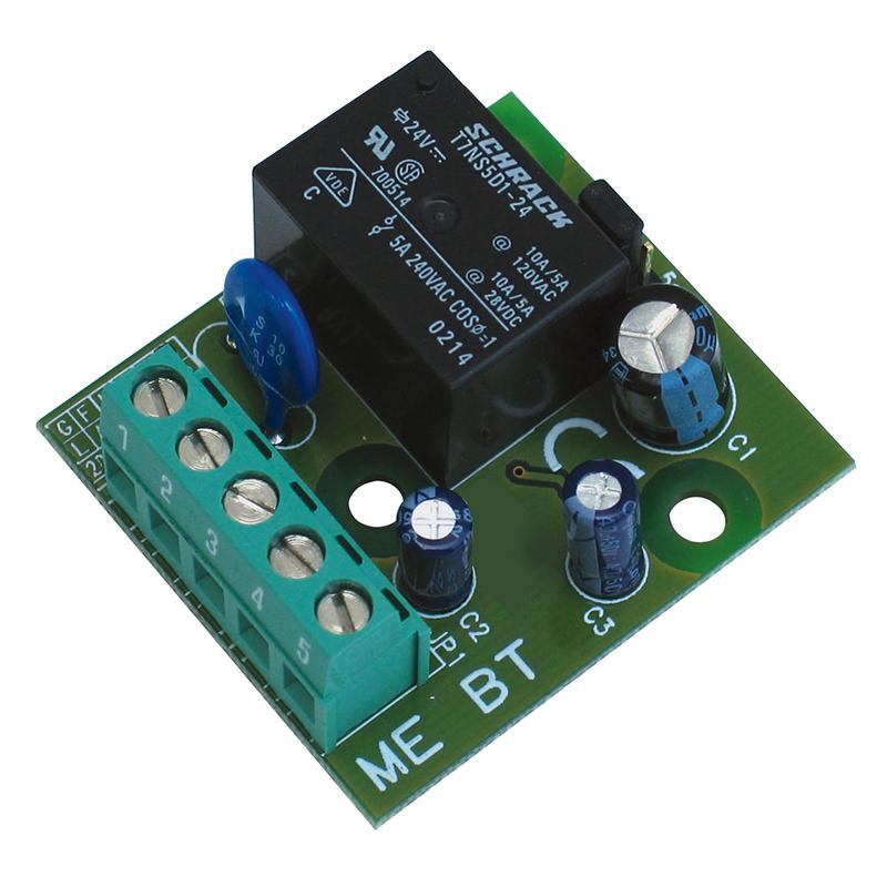 BFT Steuerplatine Elektroschloss